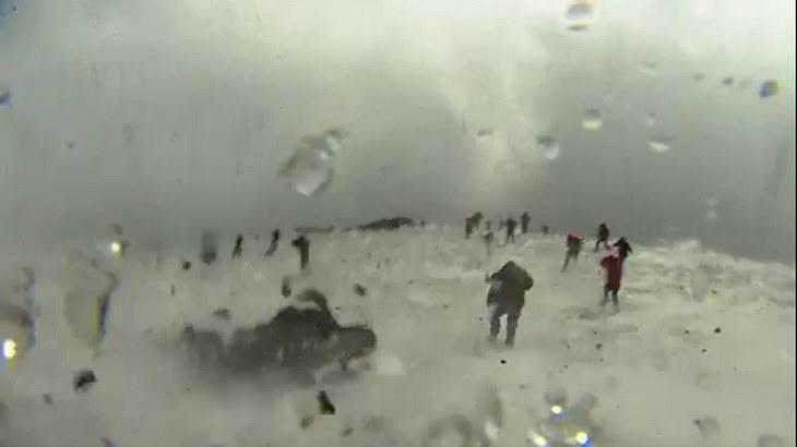 Ätna-Ausbruch: BBC-Video zeigt dramatische Situation