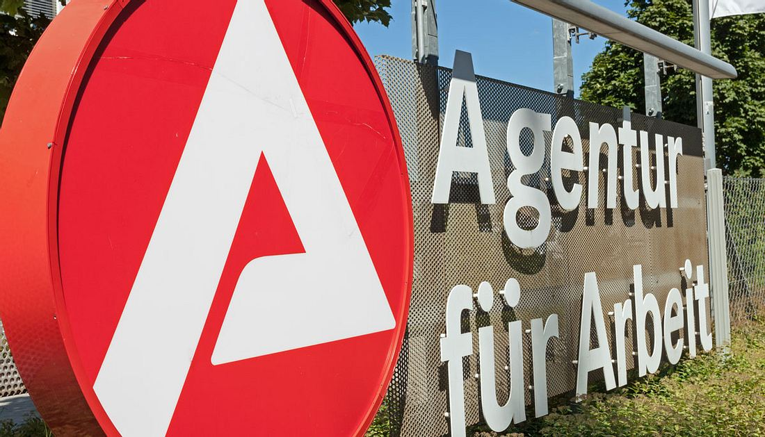 Deutsche Arbeitslosenzahl sinkt auf Rekordtief
