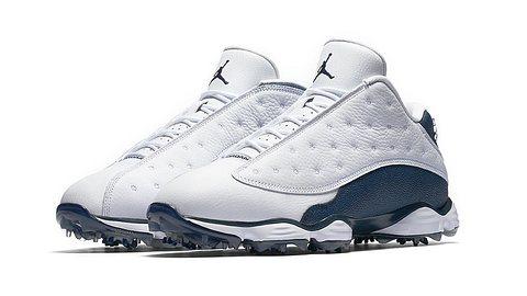 Schmuckstück: Der Air Jordan 13 bald als Golfschuh - Foto: Nike