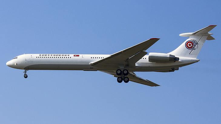Air Koryo: Das ist die schlechteste Airline der Welt