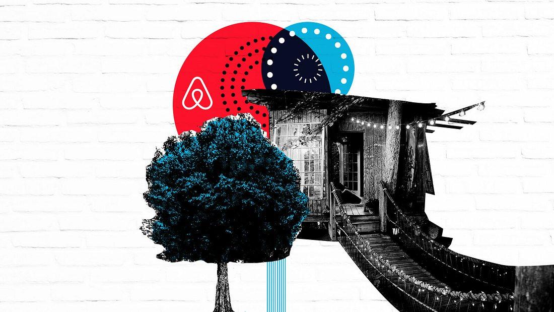 Dieses Baumhaus ist die beliebteste Unterkunft im Angebot von Airbnb