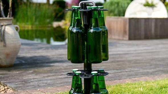 Outdoor-Erdloch-Bierkühler von Hopfenhöhle - Foto: Aldi
