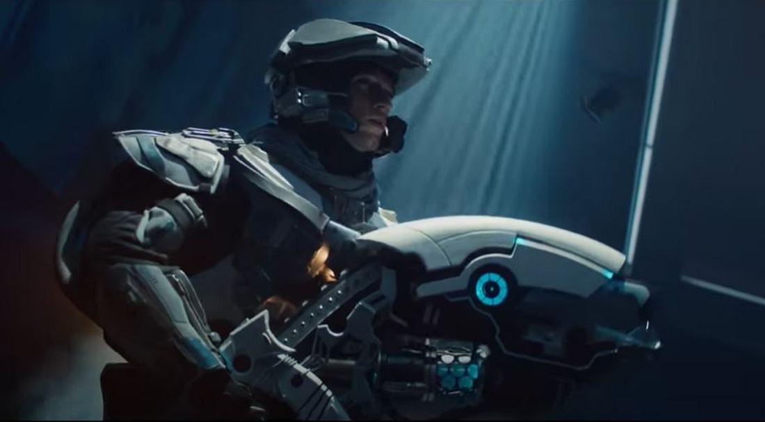 Screenshot aus dem Aldi Gaming-Trailer