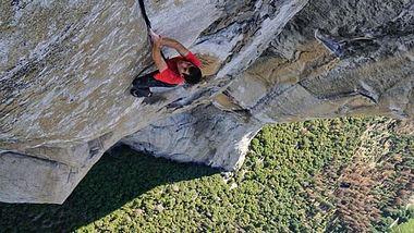 Alex Honnold bezwingt El Capitan im free solo - Foto: instagram/ Alex Honnold