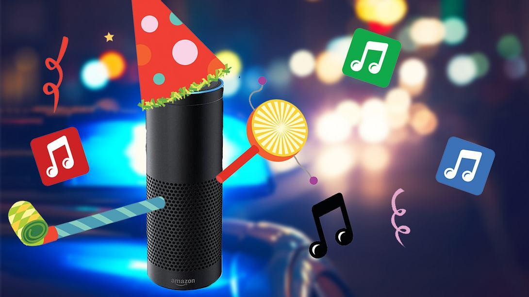 Smart Home: Amazons Alexa löst Polizeieinsatz aus