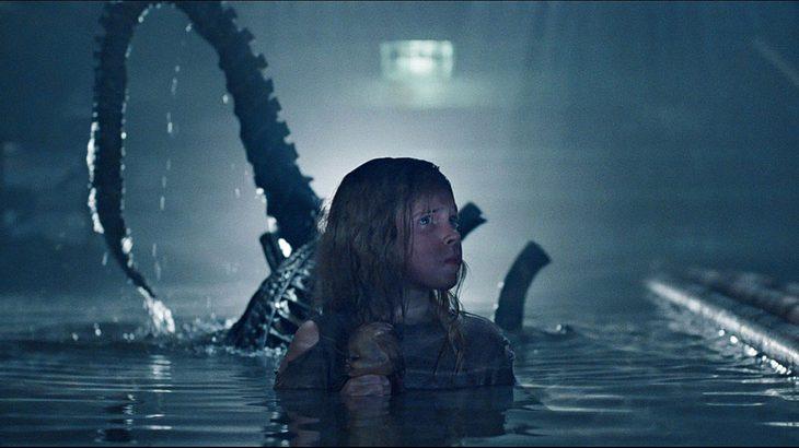 """Carrie Henn in """"Aliens"""""""