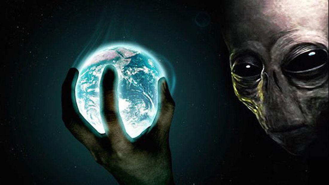 Kontrollieren Aliens die Finanzmärkte der Erde?