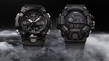 ALL BLACK: Neue G-SHOCKs ganz in Schwarz