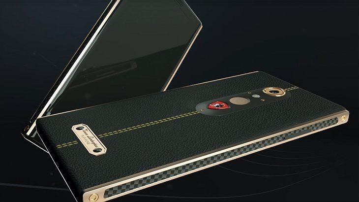 Dieses Lamborghini-Smartphone kostet 2.450 US-Dollar