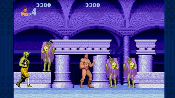 Altered Beast: Ein Sega-Gaming-Klassiker