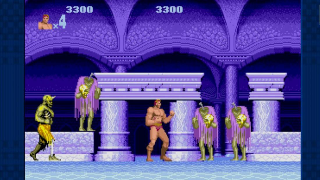 Altered Beast: Ein Sega-Gaming-Klassiker