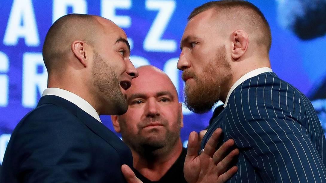 Eddie Alvarez behauptet, die Fans von Conor McGregor haben keine Ahnung von MMA - Foto: twitter/UFCONFOX