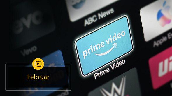 Amazon Prime Video: Neue Serien und Filme im Februar 2019