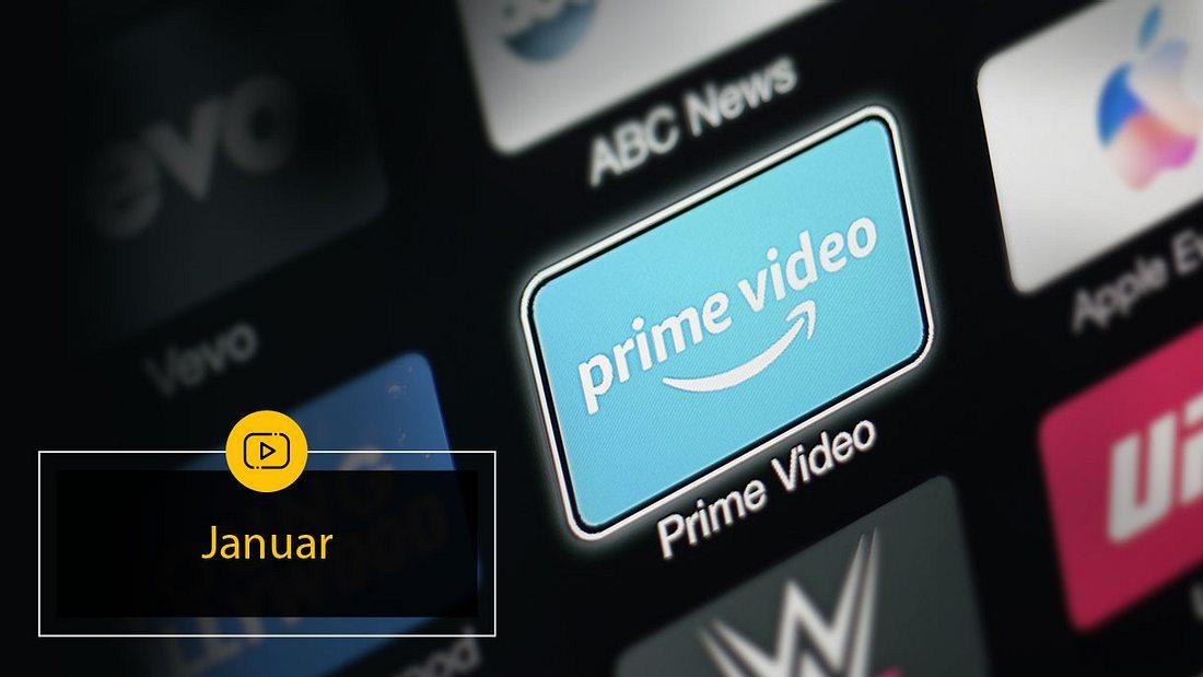 Amazon Prime Video Januar