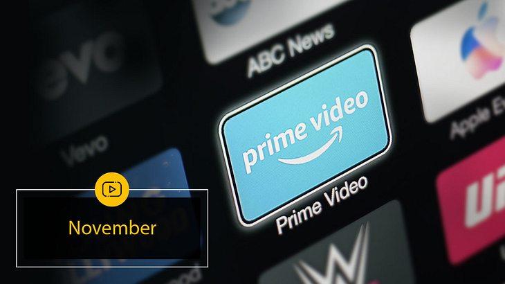 Amazon Prime Video November