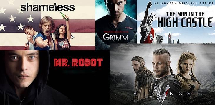 Amazon Stream Serien