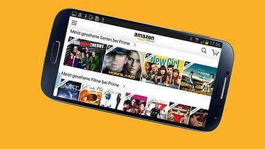 Amazon Prime Video App: So lassen sich Filme downloaden