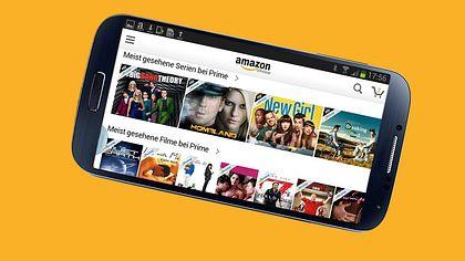 Amazon Prime Video App: So lassen sich Filme downloaden - Foto: Amazon