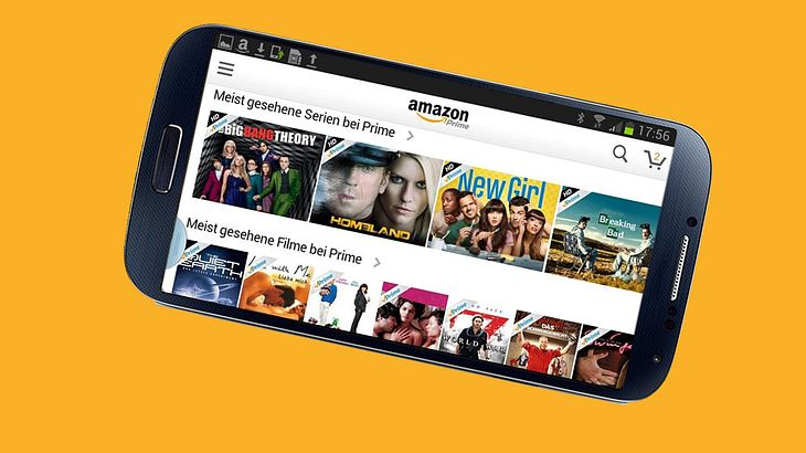 Amazon Prime Video App So Lassen Sich Filme Downloaden Männersache