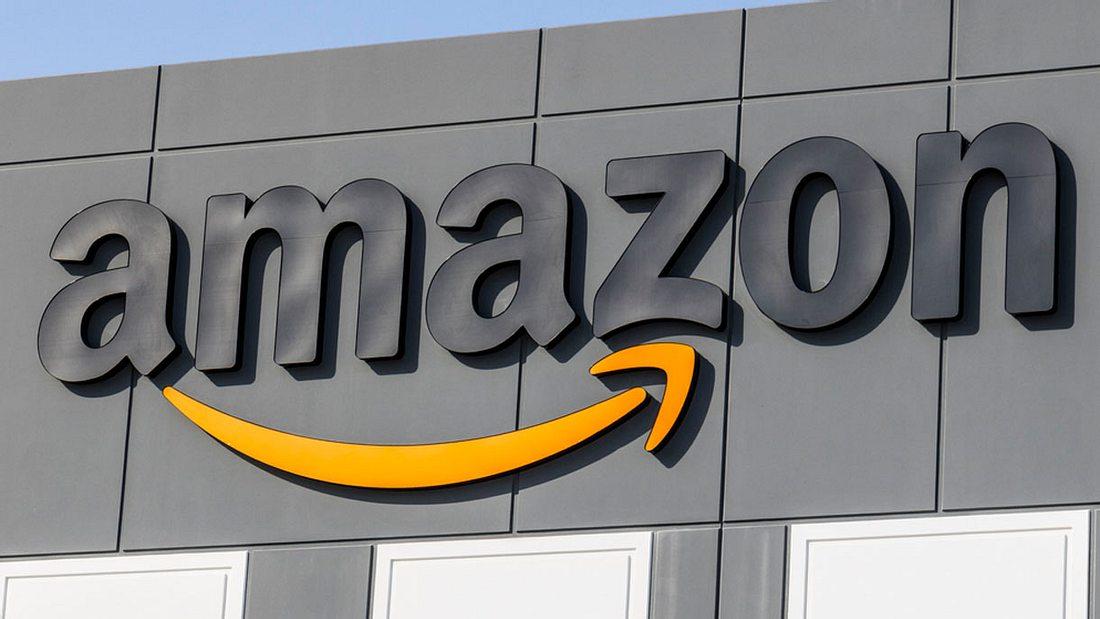 Amazon-Schriftzug