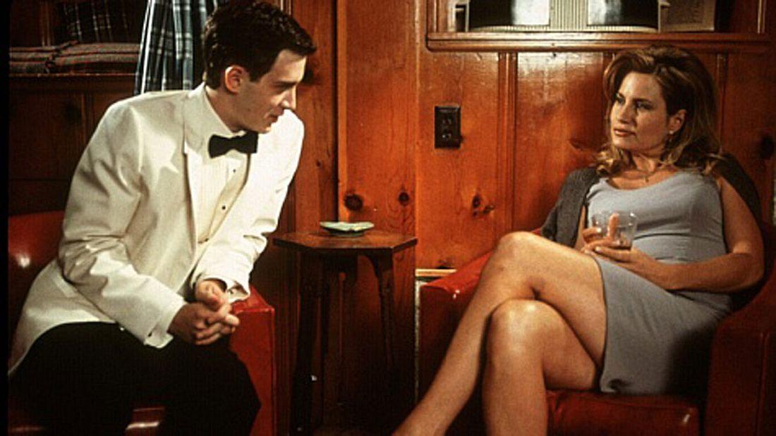 Eddie Kaye Thomas und Jennifer Coolidge in American Pie