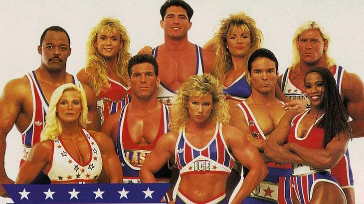 Die American Gladiators der 90er Jahre