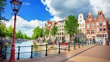 Diese 5 Sehenswürdigkeiten in Amsterdam sind ein Muss - Foto: iStock / adisa
