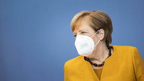 Angela Merkel - Foto: imago images / photothek