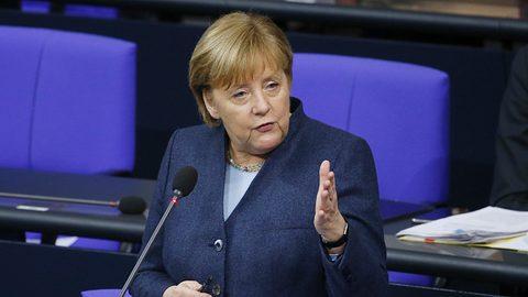Angela Merkel - Foto: Getty Images / Michele Tantussi