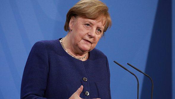 Angela Merkel - Foto: Getty Images