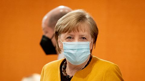 Angela Merkel - Foto: Getty Images / Kay Nietfeld