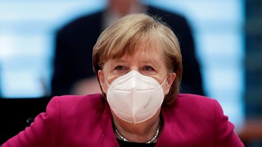 Angela Merkel - Foto: Getty Images / HANNIBAL HANSCHKE