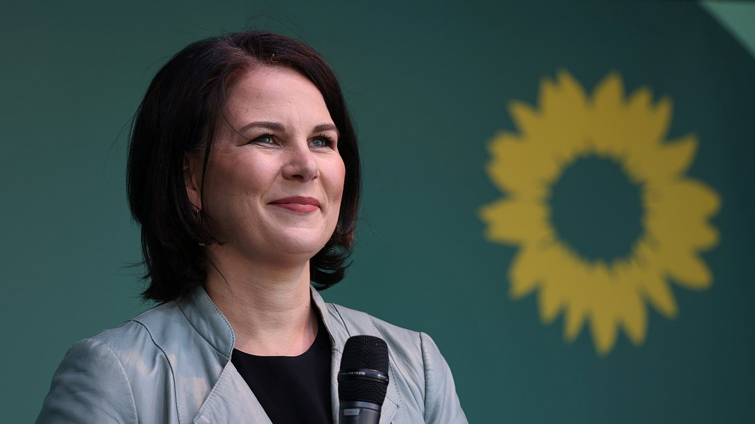 Annalena Baerbock - Foto: Getty Images / Sean Gallup