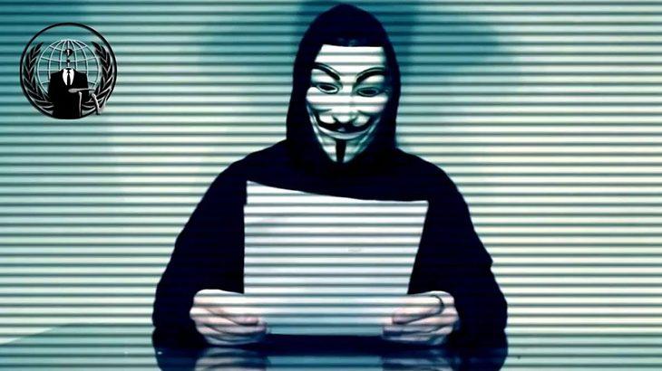 Das Hackerkollektiv Anonymous ist sich sicher: Die Nase wird in Kürze die Existenz von ausserirdischem Leben verkünden - das geht aus ihrem neuesten Video hervor!