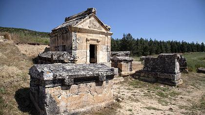 Antike Stadt Hierapolis, Türkei - Foto: iStock / FSYLN
