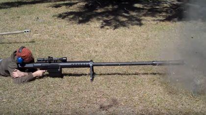 Anzio Ultra Long Range: Dieses Gewehr schießt 2,7 Kilometer weit