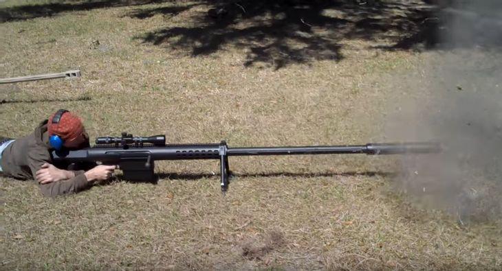 Tactical-Life.com testet das Anzio 20X102mm Ultra Long Range Sniper System