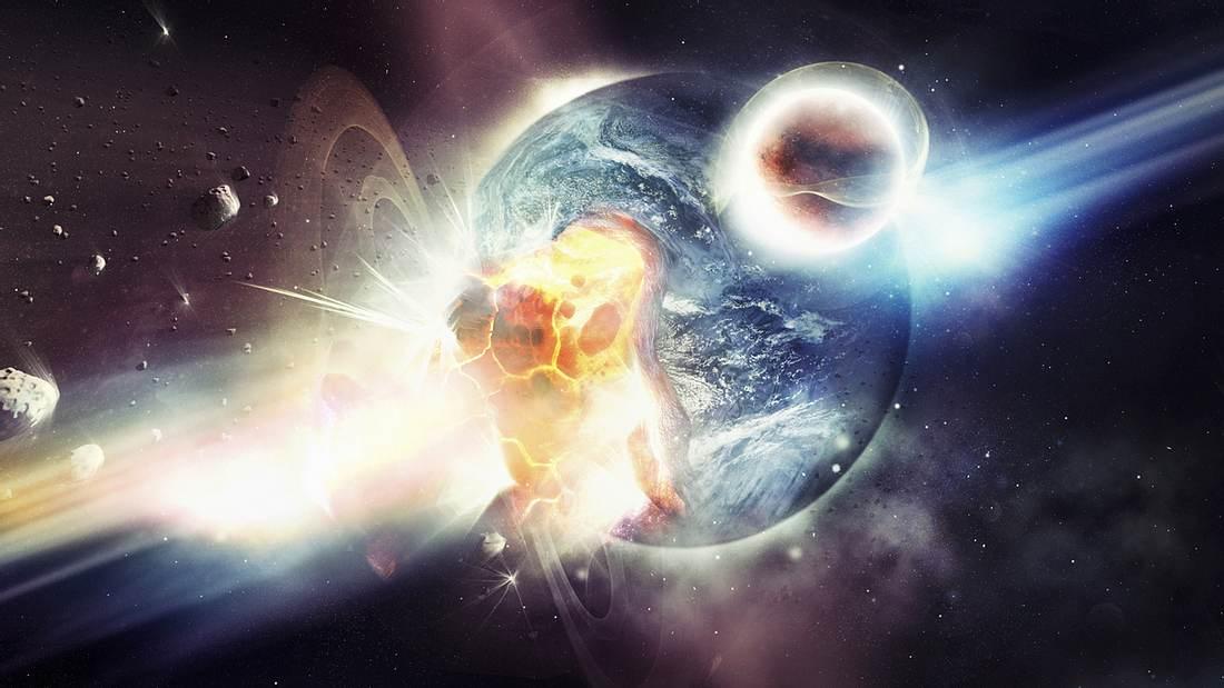 Video prophezeit: Erde wird an Halloween untergehen