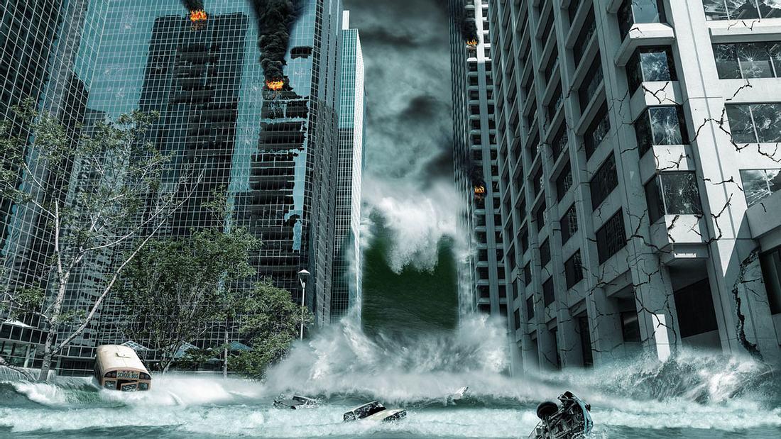 Apokalyptische Ausmaße des Klimawandels