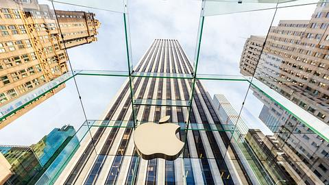 Apple Store in New York - Foto: iStock / chris-mueller