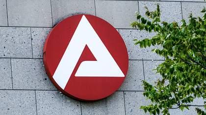 Logo der Agentur für Arbeit - Foto: IMAGO / Michael Gstettenbauer