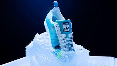 Schuh aus der Kollektion von AriZona Iced Tea und adidas Originals - Foto: adidas Originals
