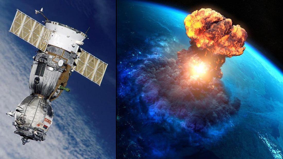 Löst ein chinesischer Satellit das Armageddon aus?