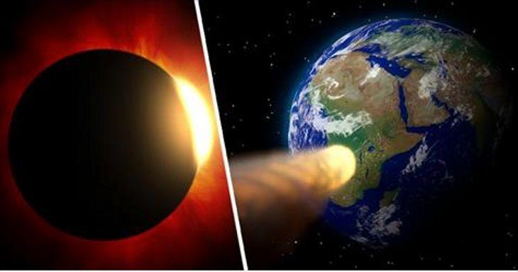 Droht das Armageddon? Sonnenfinsternis naht!