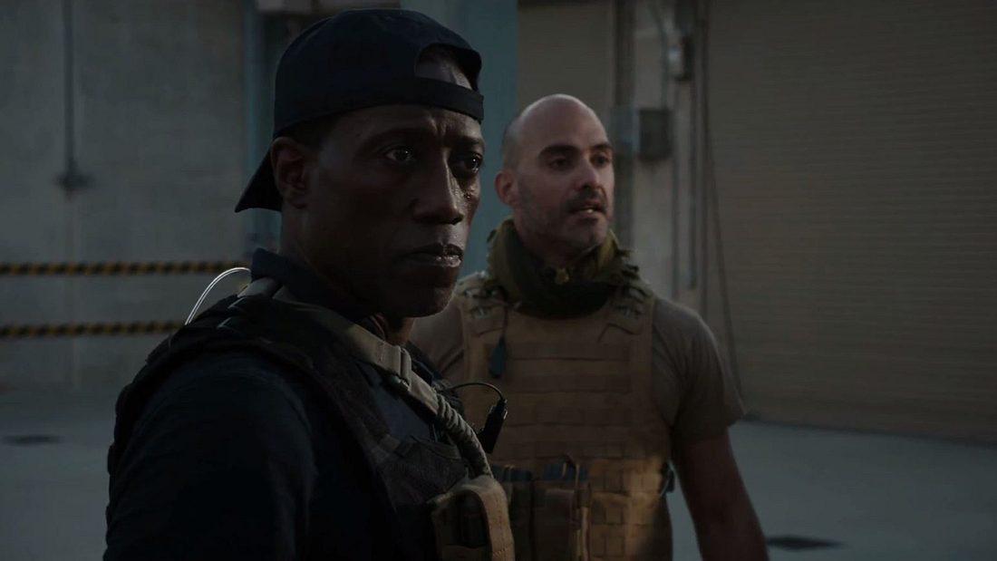Armed Response Trailer DVD Deutschland