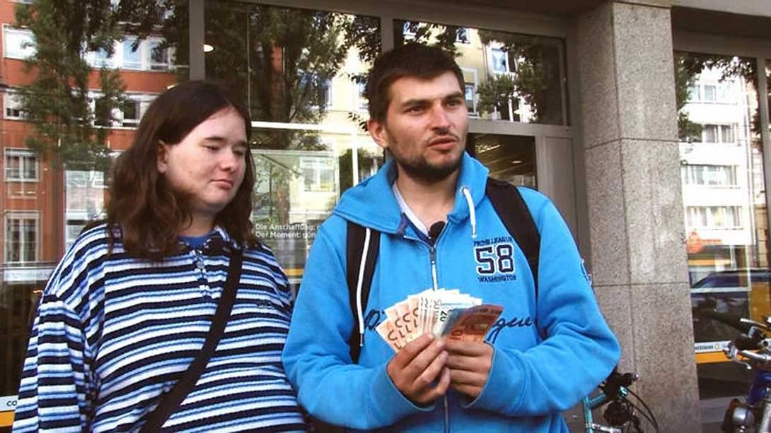 Armes Deutschland: Darum hat dieses Hartz-IV-Paar keine Lust auf Arbeiten