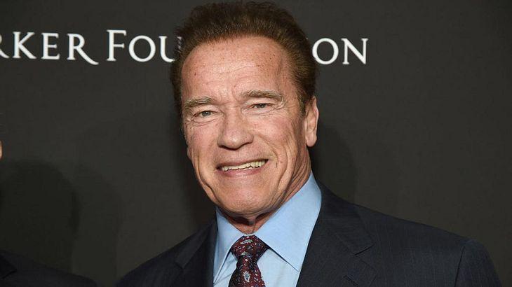 Arnold Schwarzenegger war schon mit 16 eine Maschine