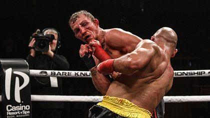 Ex-UFC-Kämpfer Artem Lobov gewinnt ersten Bare-Knuckle-Kampf