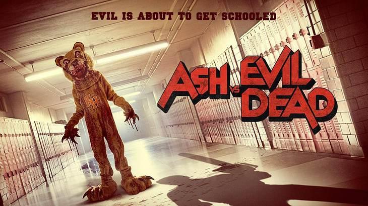 Ash vs Evil Dead Staffel 3 Deutschland Amazon Prime