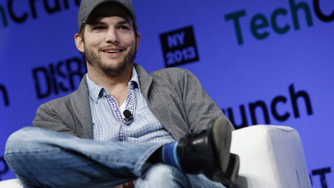 Ashton Kutcher investiert in viele Start-ups